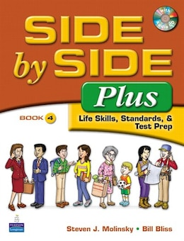 Book SIDE BY SIDE PLUS 4        3/E: STBK by PEARSON LONGMAN