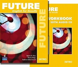 Book FUTURE INTRO: STBK+WRBK PACK by PEARSON LONGMAN