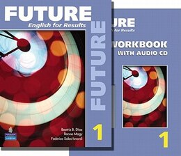 Book FUTURE 1: STBK+WRBK PACK by PEARSON LONGMAN