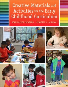 Book Creative Materials And Activities For The Early Childhood Curriculum by Joan Packer Isenberg