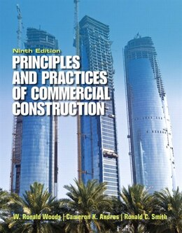 Book Principles & Practices Of Commercial Construction by Cameron K. Andres