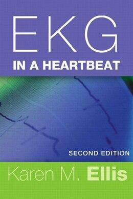 Book EKG in a Heartbeat by Karen Ellis