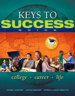 Book Keys to Success Quick by Carol J. Carter