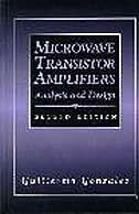 Book Microwave Transistor Amplifiers: Analysis And Design by Guillermo Gonzalez