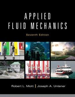 Book Applied Fluid Mechanics by Robert L. Mott