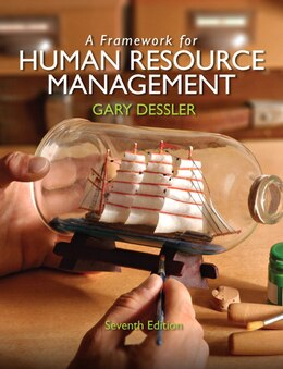 Book A Framework for Human Resource Management by Gary Dessler