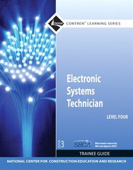 Book Electronic Systems Technician Level 4 Trainee Guide, Paperback by . Nccer