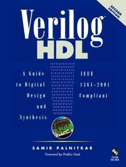 Book Verilog HDL (paperback) by Samir Palnitkar
