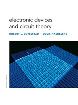 Book Electronic Devices And Circuit Theory by Robert L. Boylestad