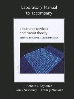 Book Lab Manual For Electronic Devices And Circuit Theory by Robert L. Boylestad