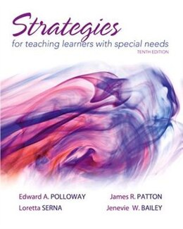 Book Strategies For Teaching Learners With Special Needs by Edward A. Polloway