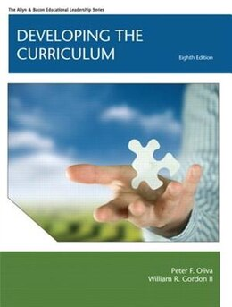 Book Developing the Curriculum by Peter F. Oliva