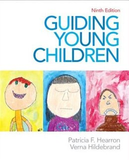 Book Guiding Young Children by Patricia F. Hearron
