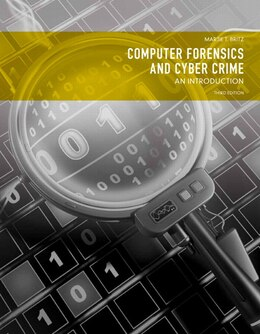 Book Computer Forensics And Cyber Crime: An Introduction by Marjie T. Britz