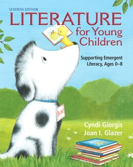 Book Literature For Young Children: Supporting Emergent Literacy, Ages 0-8 by Cyndi Giorgis