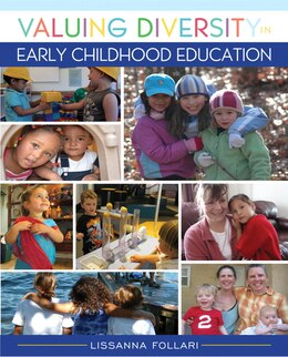 Book Valuing Diversity In Early Childhood Education by Lissanna Follari