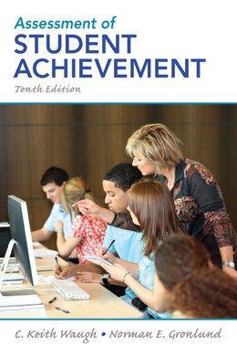 Book Assessment Of Student Achievement by C. Keith Waugh