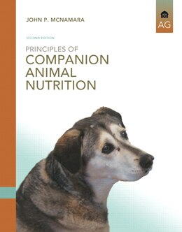 Book Principles Of Companion Animal Nutrition by John P. Mcnamara