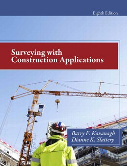Book Surveying With Construction Applications by Barry Kavanagh