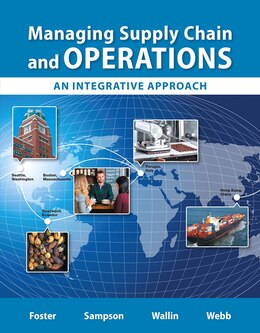 Book Managing Supply Chain And Operations: An Integrative Approach by S. Thomas Foster