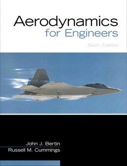 Book Aerodynamics For Engineers by Bertin, John J.