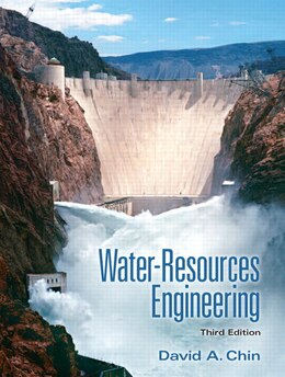 Book Water-resources Engineering by David A. Chin