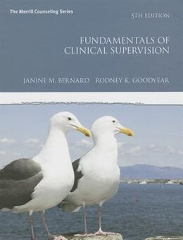 Book Fundamentals Of Clinical Supervision by Janine M. Bernard