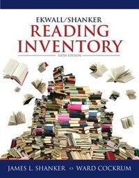 Ekwall/Shanker Reading Inventory
