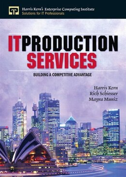 Book It Production Services by Harris Kern