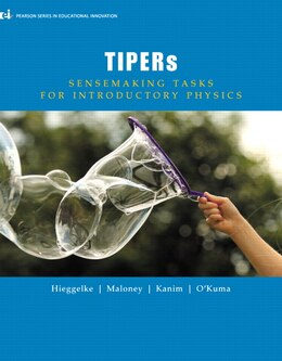 Book Tipers: Sensemaking Tasks For Introductory Physics by C J Hieggelke