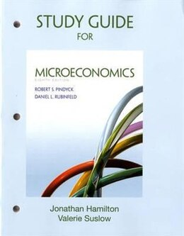 Book Study Guide For Microeconomics by Robert Pindyck