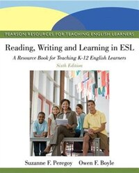 Reading, Writing, And Learning In Esl: A Resource Book, Student Value Edition