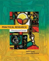 Practical Research: Planning And Design Plus Myeducationlab With Pearson Etext -- Access Card…