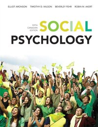 Social Psychology, Fifth Canadian Edition Plus New Mypsychlab With Pearson Etext -- Access Card…