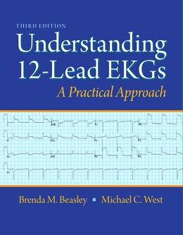 Book Understanding 12-lead Ekgs by Brenda M. Beasley