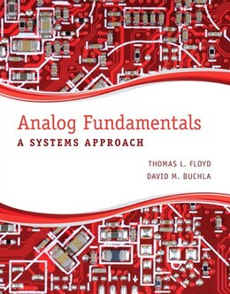 Book Analog Fundamentals: A Systems Approach by Thomas L. Floyd
