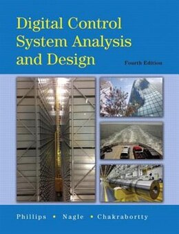 Book Digital Control System Analysis & Design by Charles L. Phillips