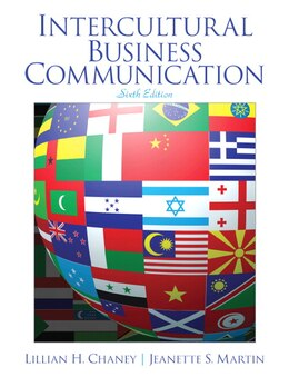 Book Intercultural Business Communication by Lillian Chaney