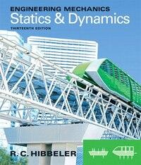 Engineering Mechanics: Statics & Dynamics Plus Masteringengineering With Pearson Etext -- Access…