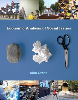 Book Economic Analysis Of Social Issues by Alan Grant