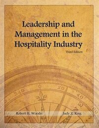 Leadership And Management In The Hospitality Industry With Answer Sheet (ahlei)