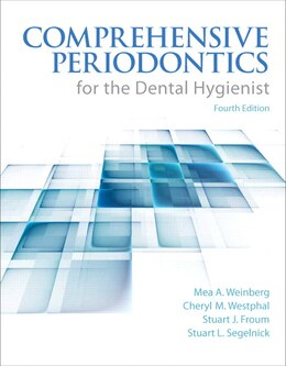 Book Comprehensive Periodontics For The Dental Hygienist by Mea A. Weinberg