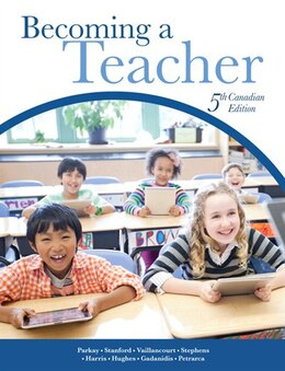 Book Becoming A Teacher, Fifth Canadian Edition by Forrest W. Parkay