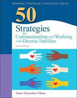 Book 50 Strategies For Communicating And Working With Diverse Families by Janet Gonzalez-mena