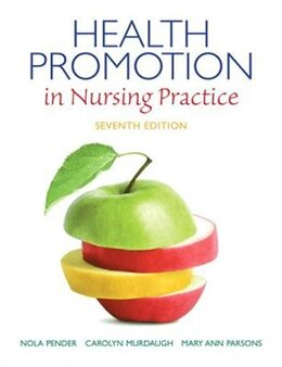 Book Health Promotion In Nursing Practice by Nola J. Pender