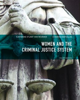 Book Women and the Criminal Justice System by Katherine Van Wormer
