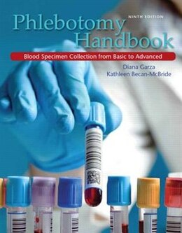Book Phlebotomy Handbook by Diana Garza