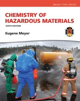 Book Chemistry of Hazardous Materials by Eugene Meyer