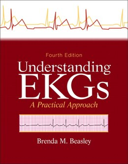 Book Understanding Ekgs: A Practical Approach by Brenda M. Beasley