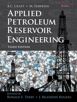 Book Applied Petroleum Reservoir Engineering by Ronald E. Terry